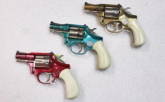 Airsoft Guns Paint Bright Colors California