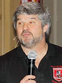 John Giduck, author of Terror at Beslan