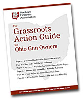 Grassroots Action Guide for Ohio Gun Owners