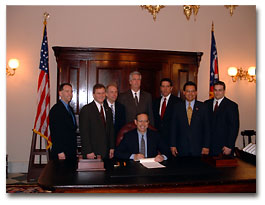 Ohio concealed carry law signing