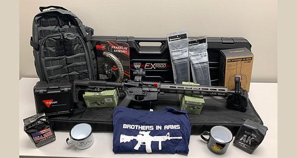 Beto AR-15 Raffle