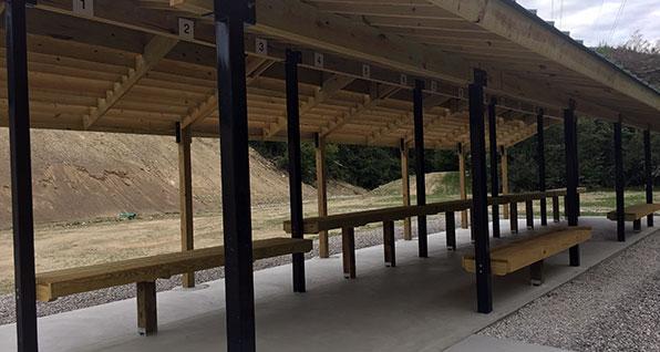Fernwood State Forest Shooting Range