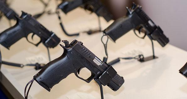 More Guns Do NOT Equal More Crime