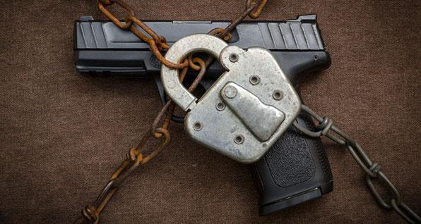 H.R. 127 Gun Control