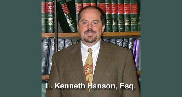 Ken Hanson Constitutional Law Scholarship