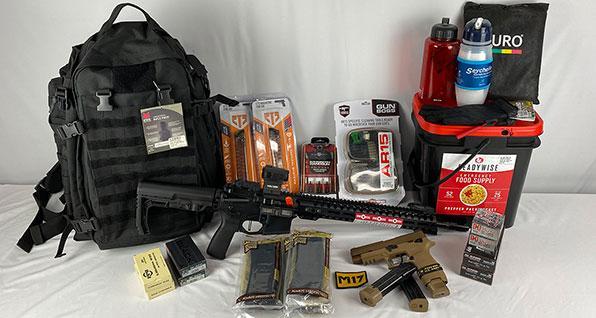 Patriot Ordinance Factory Minuteman AR-15