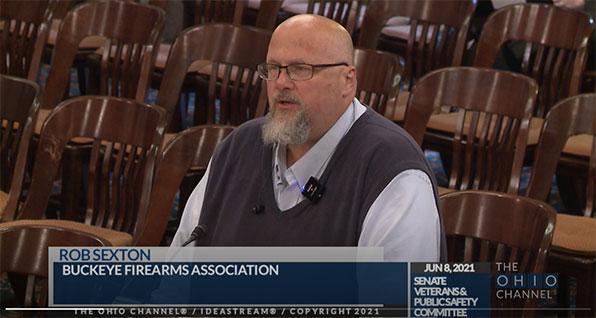 Rob Sexton Testimony on SB 185