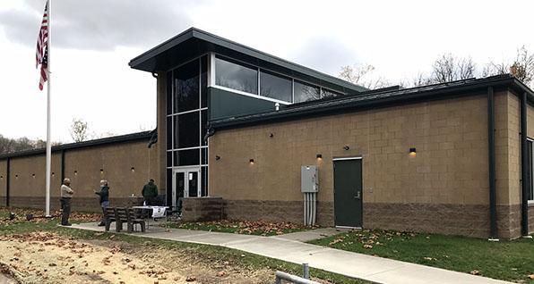 Spring Valley Outdoor Education Building