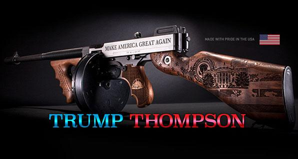 Trump Thompson 45 cal