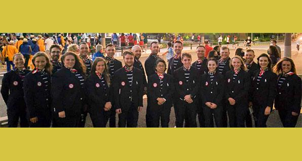 USA Olympic Shooting Team