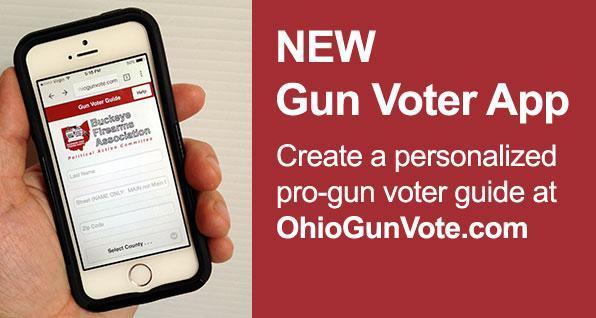 Ohio Gun Voter App
