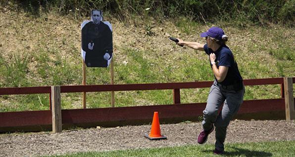 Move or Die Handgun Training