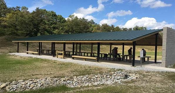 Harrison State Forest Shooting Range