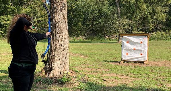 Mohican State Park Archery Range