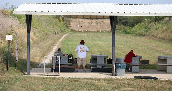 ohio shooting range