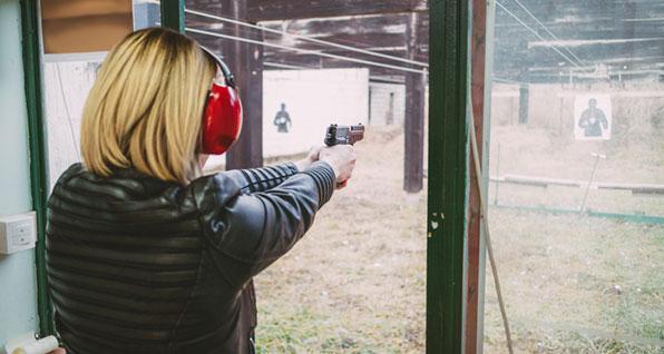 gun range pandemic