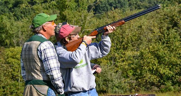 Buckeye Firearms Foundation Youth Shoot